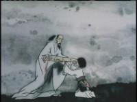 中国经典水墨动画《山水情》