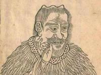 炎帝神农世系图