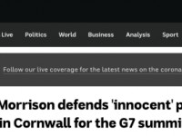 莫里森祖上身份曝光:因盗窃被流放澳大利亚