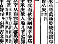 《说文》改错-辛(连载0006)